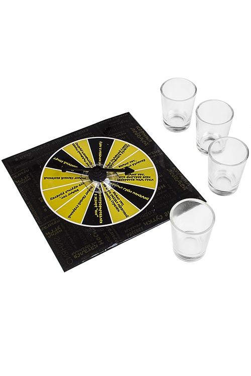 Игра настольная развлекательная для взрослых Я никогда не...Пьяные игры<br>Со стопками, стекло, пластм.<br>