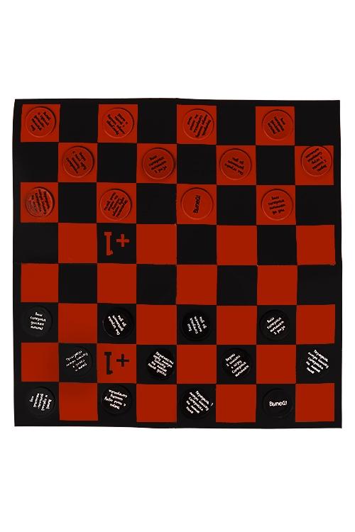 Игра настольная развлекательная для взрослых Пьяные шашкиПьяные игры<br>Картон, пластм.<br>