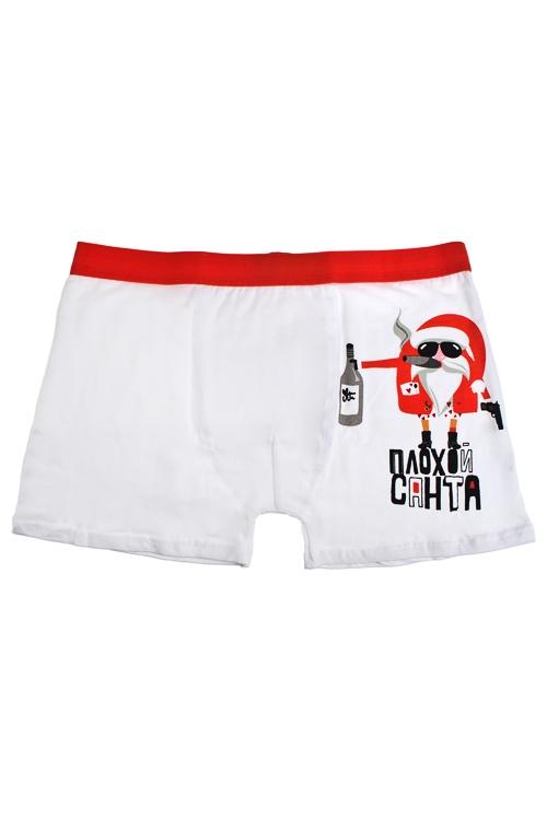 Купить Трусы мужские Плохой Санта за 179 руб. e5769ad7ff4