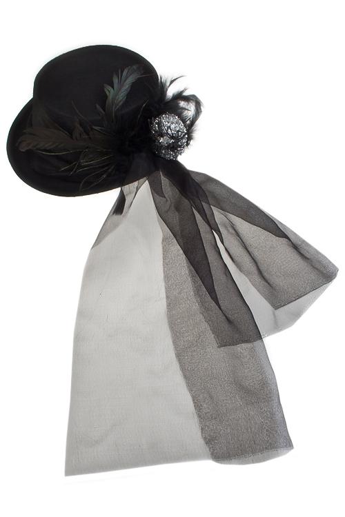 Шляпа маскарадная для взрослых