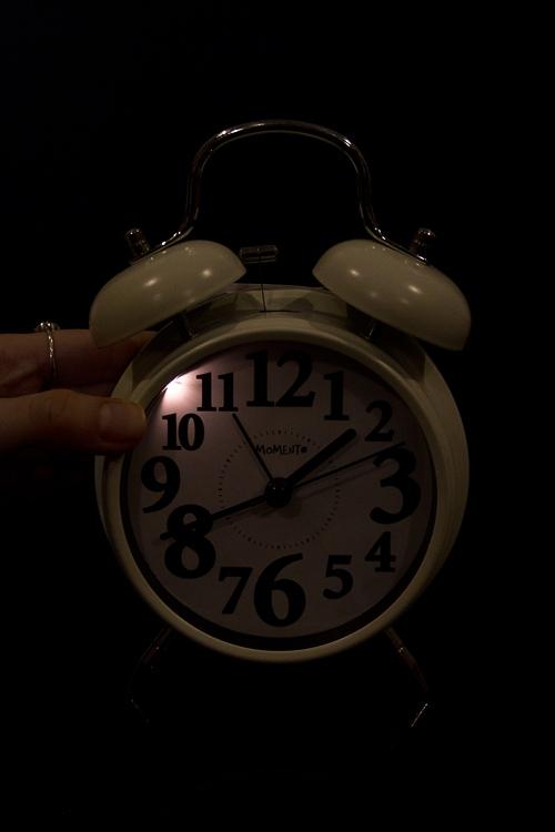 Обычно выглядит Часы настольные