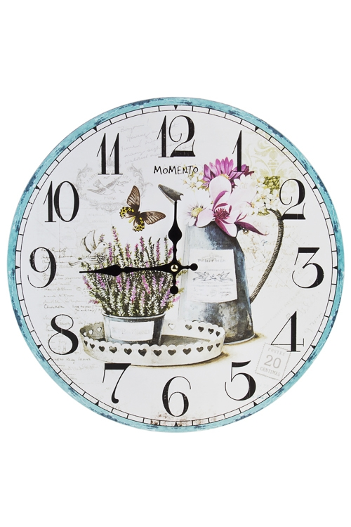 Часы настенные Моменты радостиЧасы Настенные<br>Д=33.8см, МДФ<br>