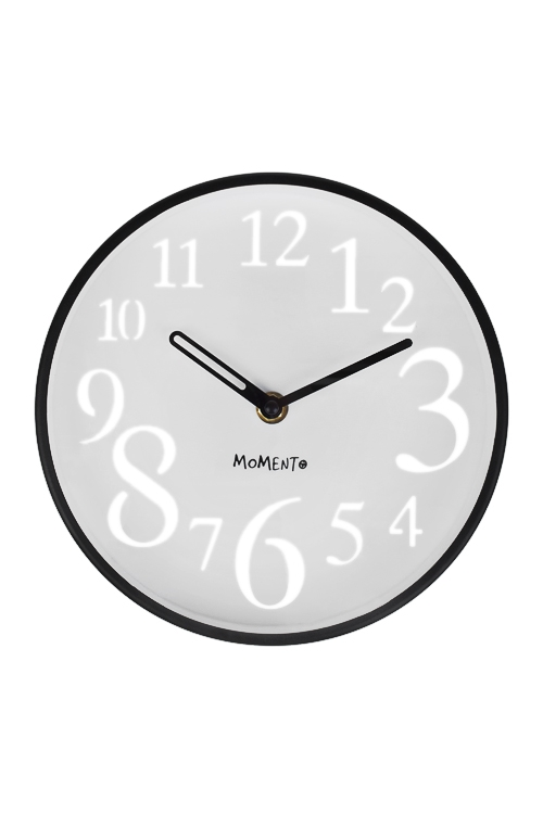 Часы настенные Танцующие цифрыИнтерьер<br>Д=21.5см, пластм., стекло<br>