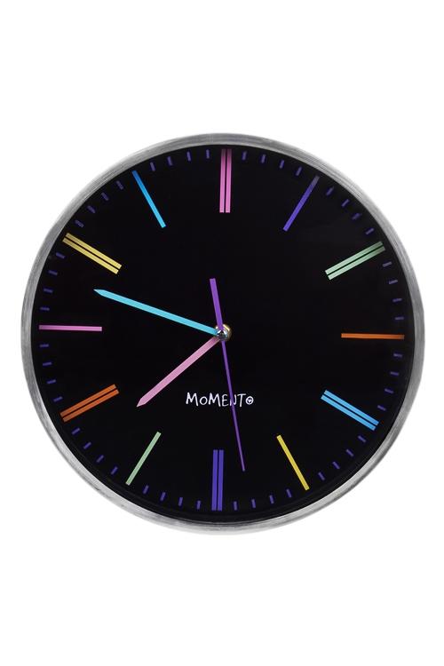 Часы настенные МодернЧасы Настенные<br>Д=29.5см, металл, стекло<br>