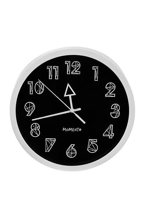 Часы настенные СозвездияИнтерьер<br>Д=25см, пластм., стекло<br>