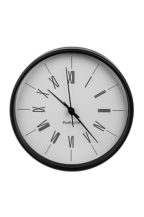 Часы настенные Классика времениИнтерьер<br>Д=25см, пластм., стекло<br>