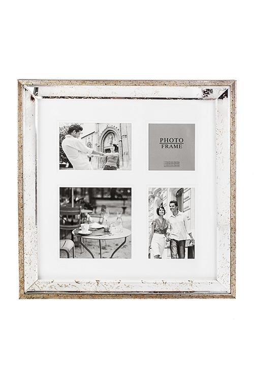 Рамка для 4-х фото Французский шарм рамка для 4 х фото французский шарм
