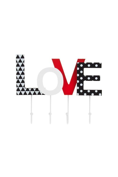Вешалка декоративная «Любовь»