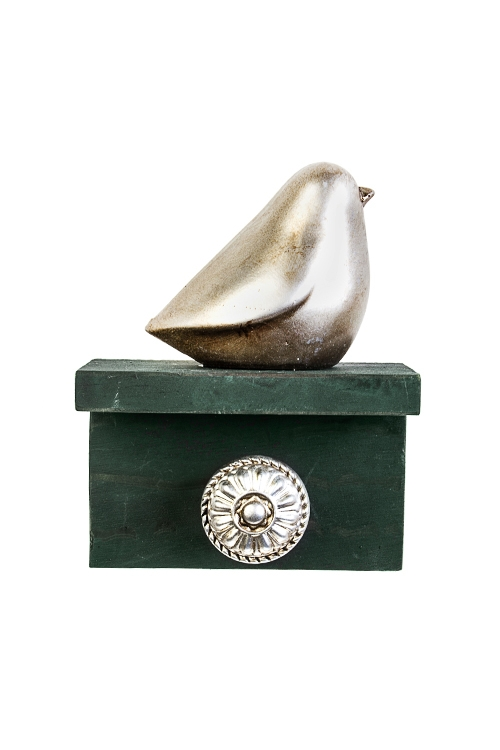 Вешалка декоративная «Птичка»