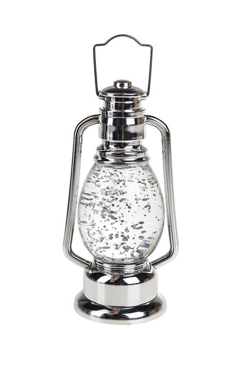 Украшение для интерьера светящееся Волшебный фонарьПодарки<br>Выс=12см, акрил, на батар., с жидкостью<br>