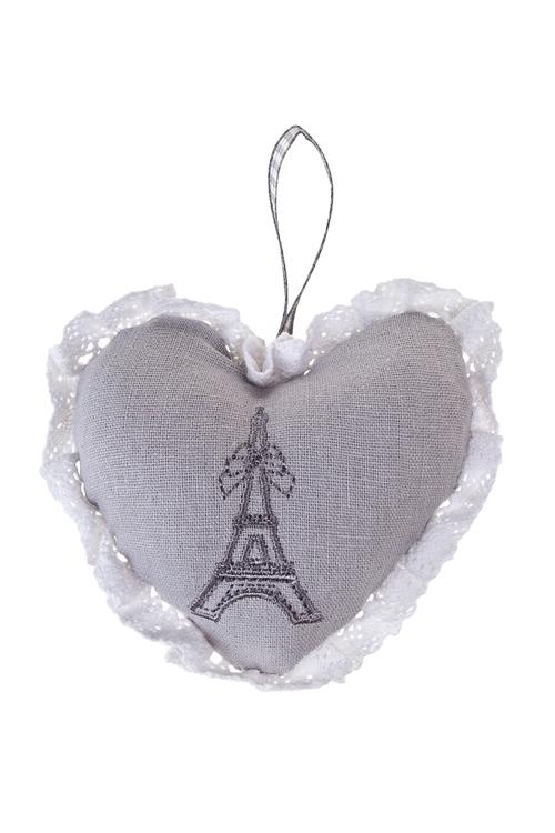 Саше ПарижНаборы для ванной<br>В форме сердца, подвесное (фруктово-цветочный)<br>