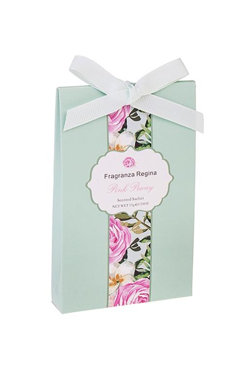 Саше ПионыНаборы для ванной<br>конверт (розовый пион)<br>