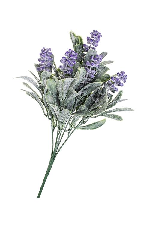Ветка декоративная СкадокусДекоративные цветы<br>Выс=28см, пласт.<br>