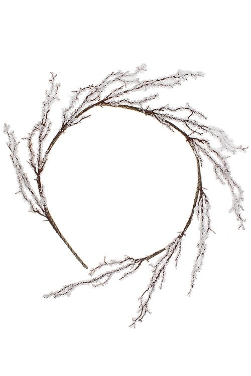 Гирлянда декоративная Ледяная веткаДекоративные гирлянды и подвески<br>Дл=120см, пластм.<br>