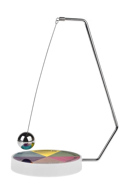 Украшение для интерьера Гадалка для принятия решенийИнтерьер<br>Выс=21см, металл, пластм.<br>