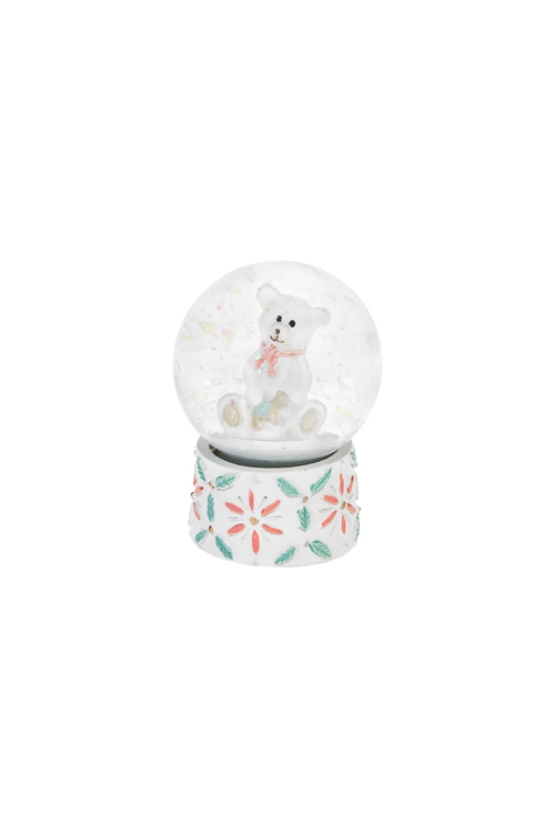 "Шар со снегом ""Мишка в шаре"""