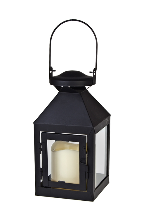 Украшение для интерьера светящееся ЛампаИнтерьер<br>10*10*20см, металл, стекло, пластм., подвесное, на батар.<br>