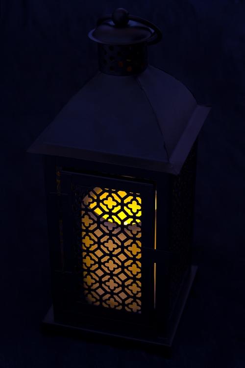 """Украшение для интерьера светящееся """"Восточная лампа"""""""