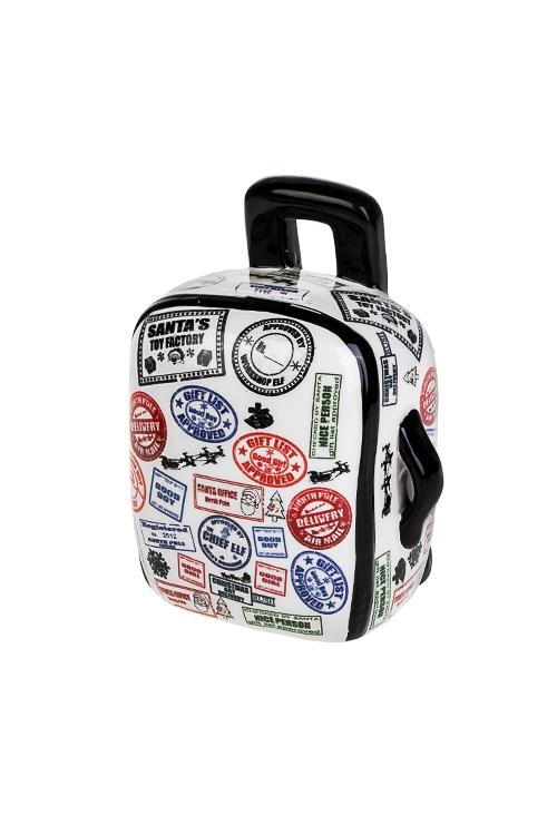 Копилка Чемодан чемодан samsonite чемодан 55 см lite biz