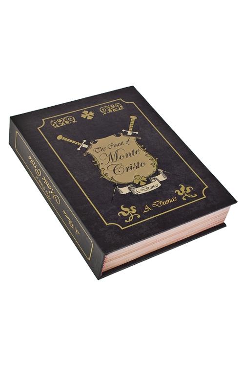 Набор подарочный Граф Монте-КристоПодарки ко дню рождения<br>Картон, металл (штопор, пробка, аксесс.)<br>