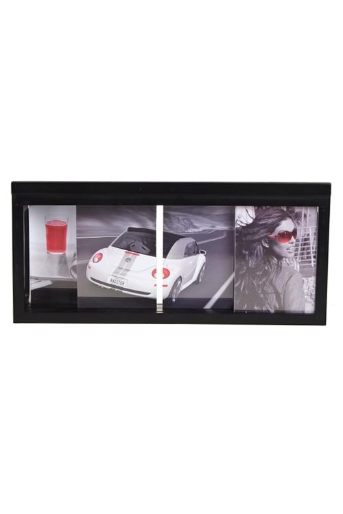 Рамка для 4-х фото Деловой стиль рамка для 4 х фото французский шарм