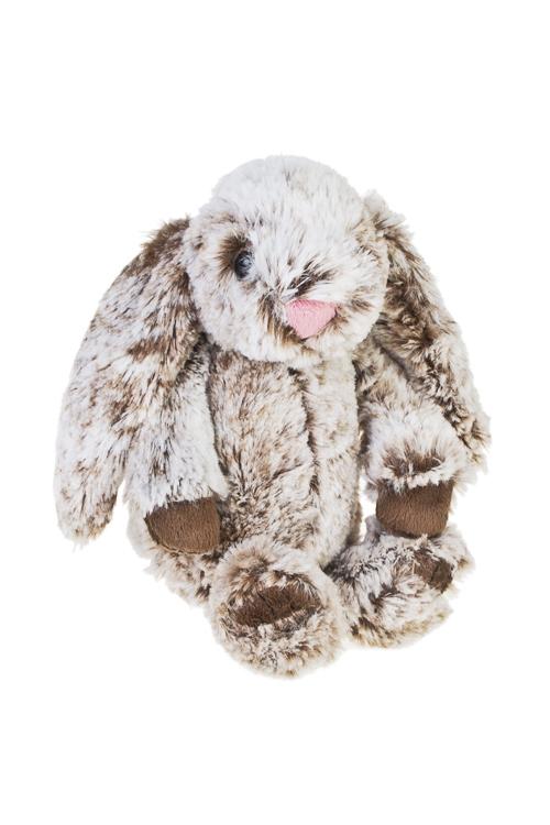 Игрушка мягкая Зайка в курточкеИгрушки и куклы<br>Выс=17см, текстиль, светло-коричн.<br>