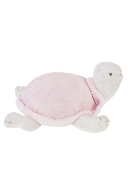 Игрушка мягкая ароматизированная ЧерепашкаПлюшевые игрушки<br>Выс=25см, текстиль, крем.-розовая, с ароматом хлопка<br>