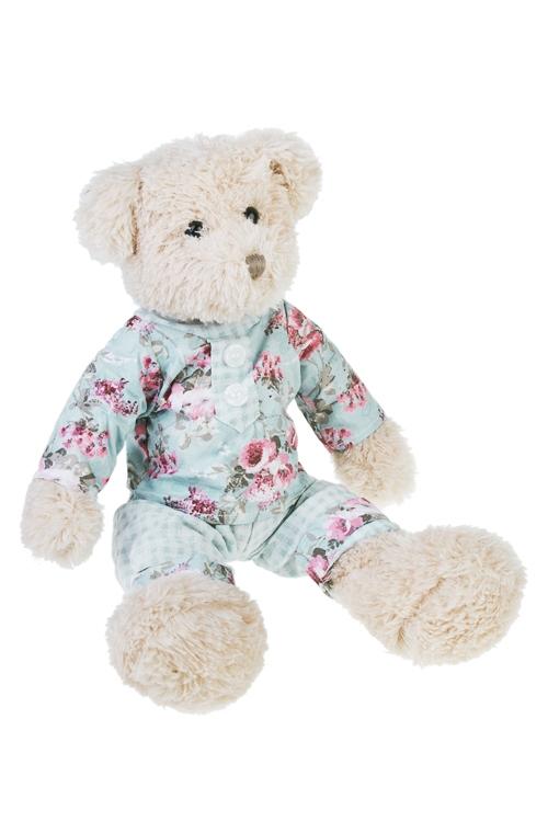 Игрушка мягкая ароматизированная МишуляИгрушки и куклы<br>Выс=33см, текстиль, с ароматом розы (2 вида)<br>