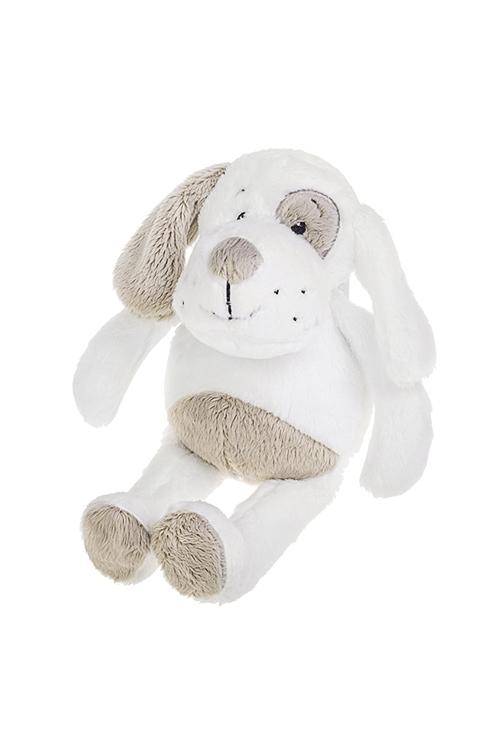 Игрушка мягкая ароматизированная Ванильный песикПлюшевые игрушки<br>Выс=25см, текстиль, бело-беж., с ароматом ванили<br>
