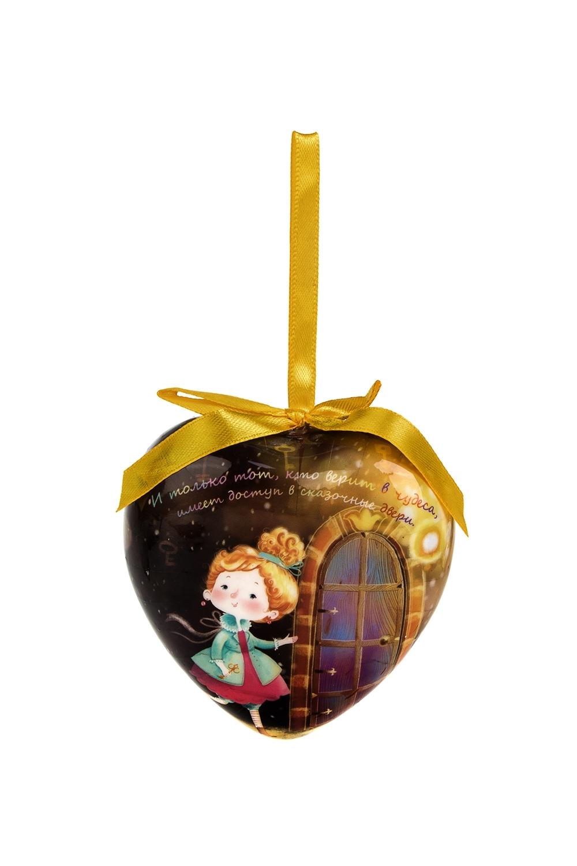Украшение декоративное МечтательницаПодарки на Новый год 2018<br>Выс=9см, пенопласт, бум.<br>