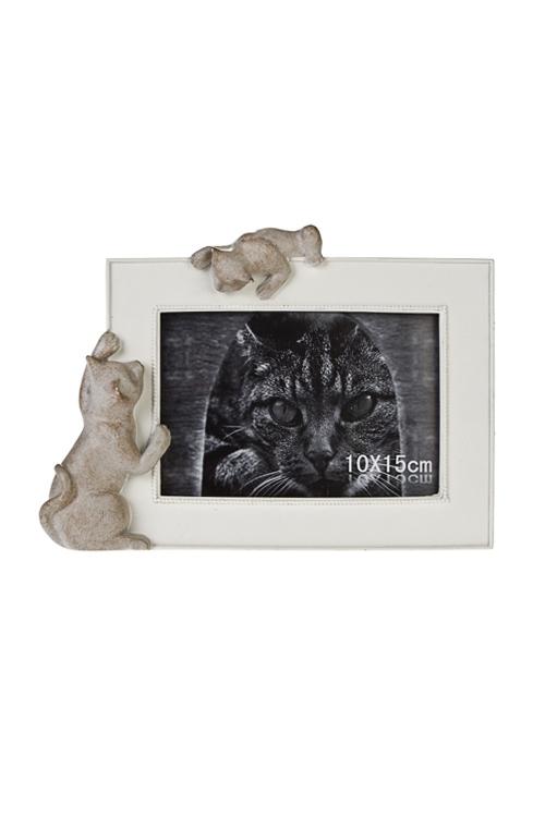 """Рамка для фото """"Дружелюбные котики"""""""