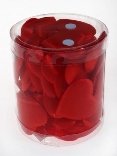 Сувенир СердцеСувениры и упаковка<br>Выс=5см, текстиль, на липучке. 1 шт.<br>