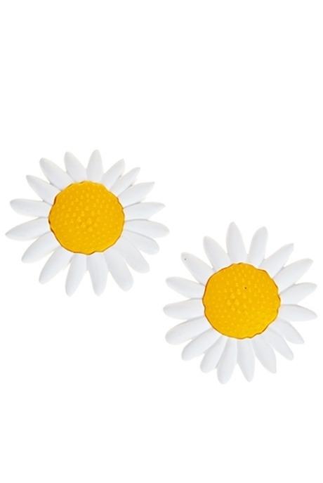 Набор держателей-магнитов РомашкиСувениры для женщин<br>2-предм., полирезин<br>