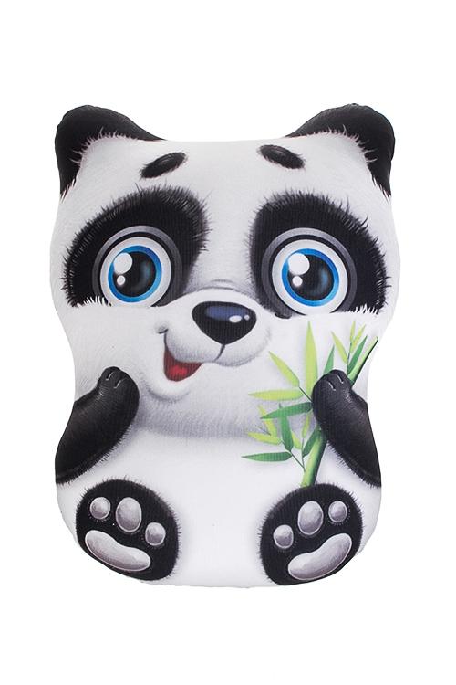 """Игрушка-подушка мягкая """"Панда с веточкой"""""""