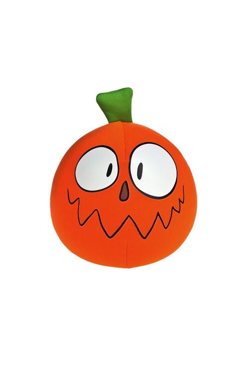Игрушка мягконабивная Глазастая тыкваМягкие игрушки<br>Выс=12.5см, текстиль, оранж.<br>