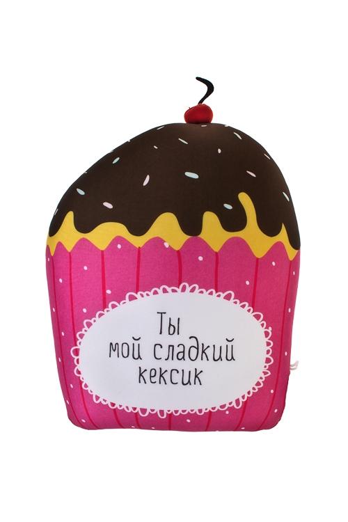 """Игрушка мягконабивная """"Мой кексик"""""""