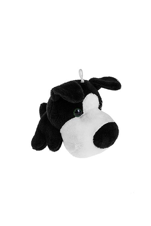 Игрушка мягконабивная БлэкиИгрушки и куклы<br>10*12см, текстиль, черно-белая<br>
