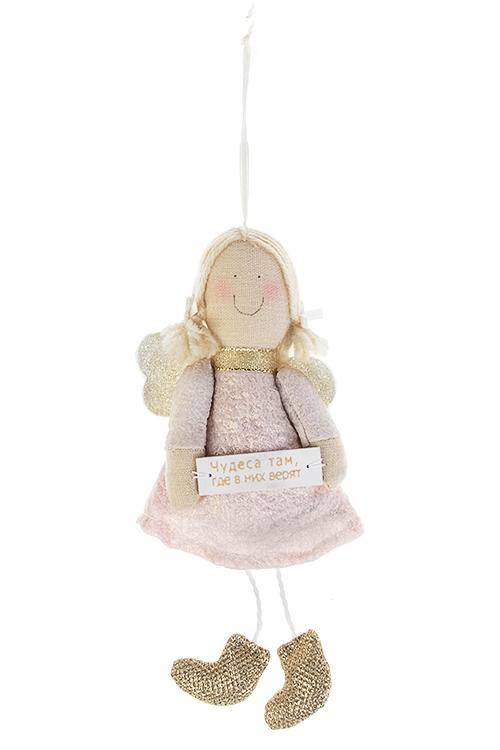 "Кукла мягконабивная ""Златовласый ангел"""