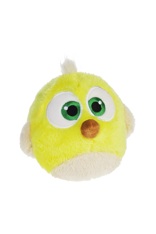 Игрушка мягконабивная ЦыпленокПлюшевые игрушки<br>Выс=12см, текстиль, желто-беж.<br>