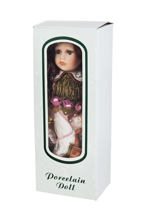 Обычно выглядит Кукла