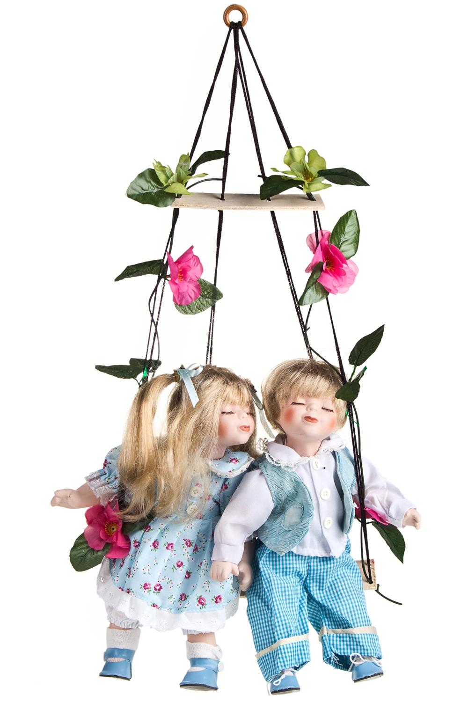 набор кукол влюбленные малыши
