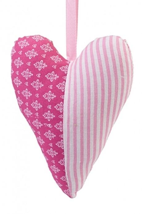 Сувенир Мягкое сердцеИгрушки и куклы<br>10*15см, текстиль, подвесной (3 вида)<br>
