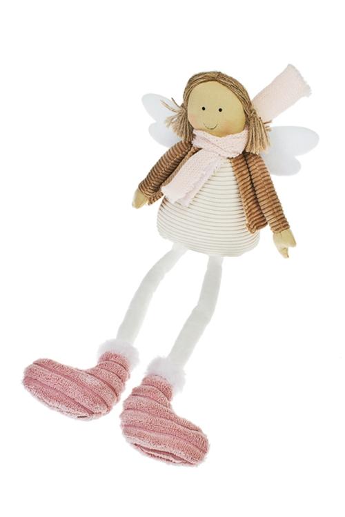 "Кукла мягконабивная ""Зимний ангел"" - 1"