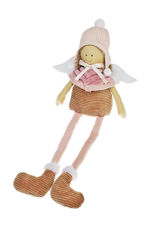 "Кукла мягконабивная ""Зимний ангел"" - 2"