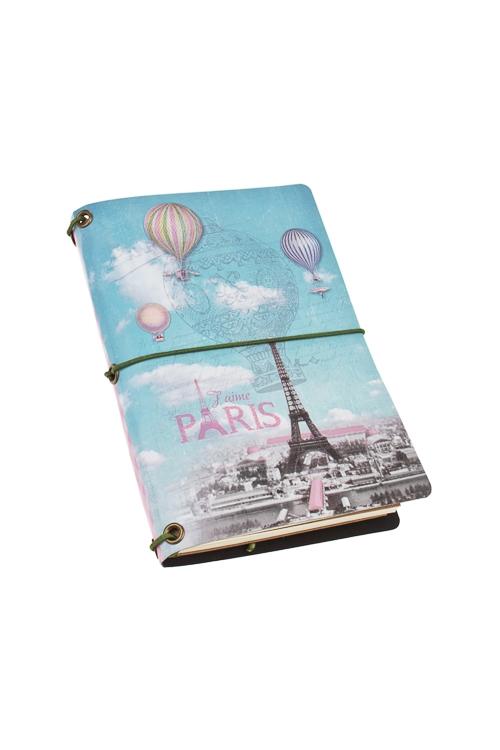Записная книжка ПарижУчеба и работа<br>13*9см, 72 листа, бум.<br>