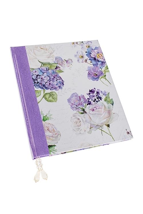 Записная книжка Сиреневый райУчеба и работа<br>15*18см, бум.<br>
