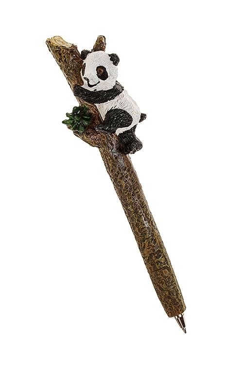 Ручка шариковая ПандаРучки и карандаши<br>Дл=16см, полирезин<br>