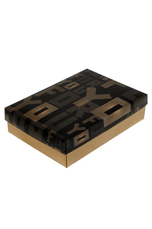Коробка подарочная Сюрприз для тебяСувениры и упаковка<br>27*20.5*6.8см, бум.<br>