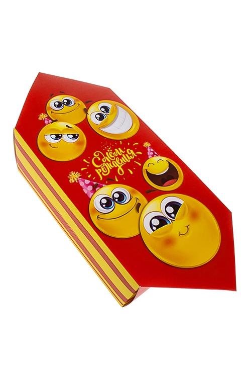 """Коробка-конфета подарочная """"С Днем Рождения"""""""