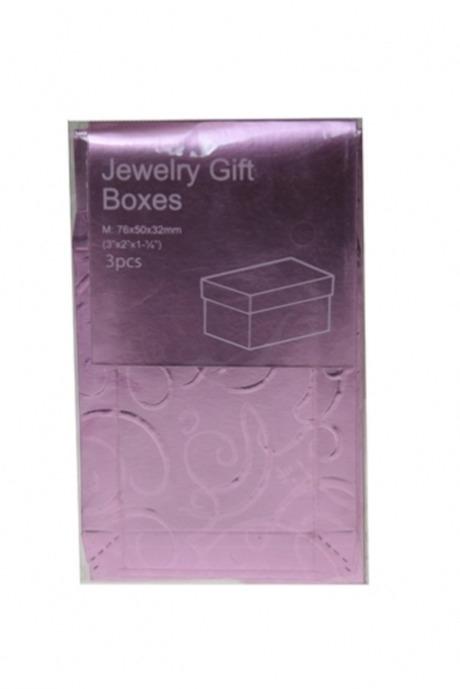 Коробка подарочная 7.6*5*3.2 Мини-классикаУзкие подарочные коробки<br>7.6*5*3.2см, бум. розов.<br>